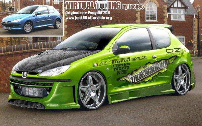 Martin jojo - Image de voiture tuning ...