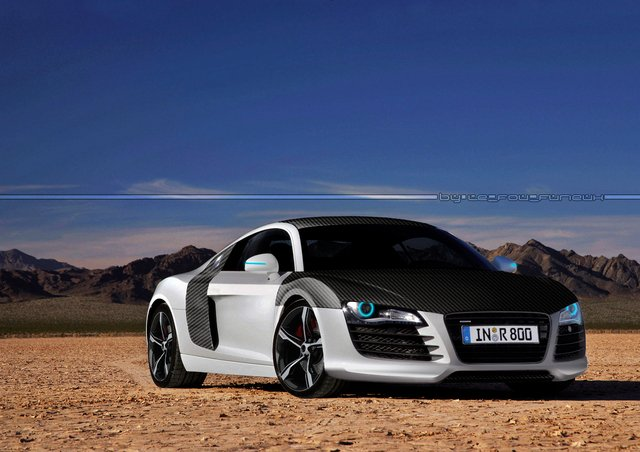 Audi R8 Tuning All Cars In The World